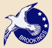 Brookings Osprey City Logo
